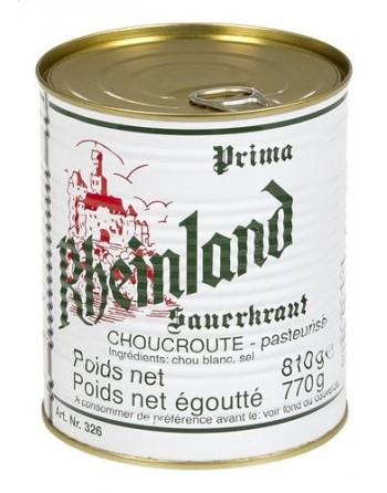 Rheinland choucroute 810G