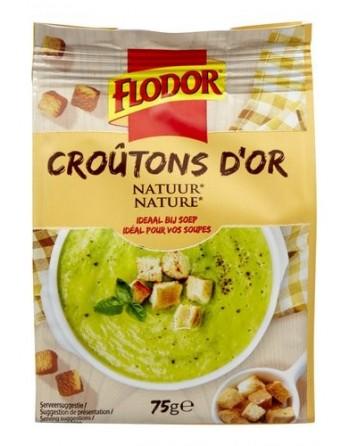 Flodor croûtons d'or 75G