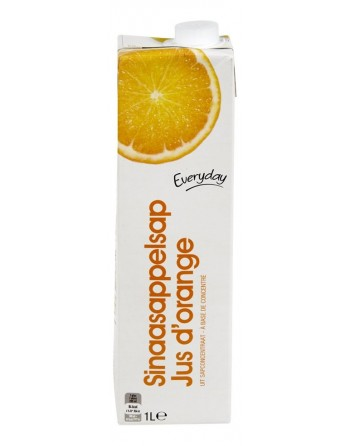 Everyday Jus d'Orange 1L