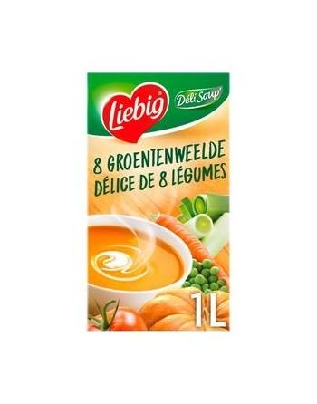 Liebig délice de 8 légumes 1L