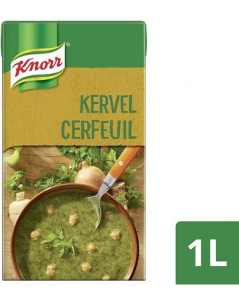 Knorr cerfeuil avec...