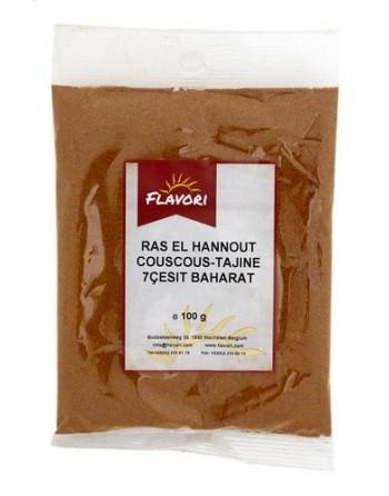 Flavori couscous-tajine 100G