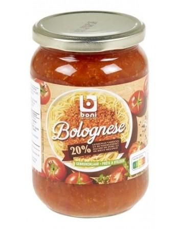 Boni bolognese 700G