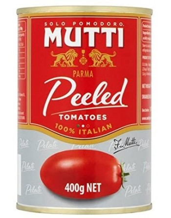Mutti tomates pelées 400G
