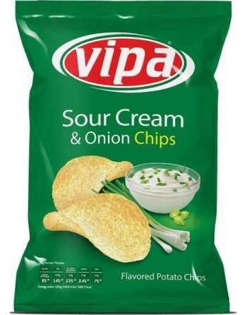 Vipa Sour Cream Ognion 75g
