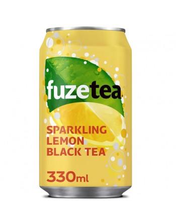 Fuze Tea Lemon Blacktea 33CL