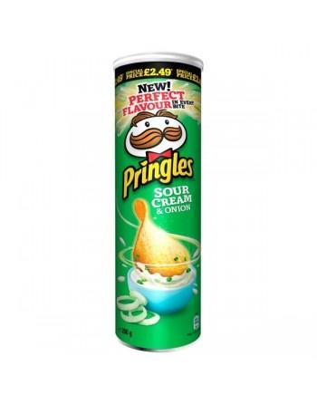 Pringles Sour Cream Onion 200g