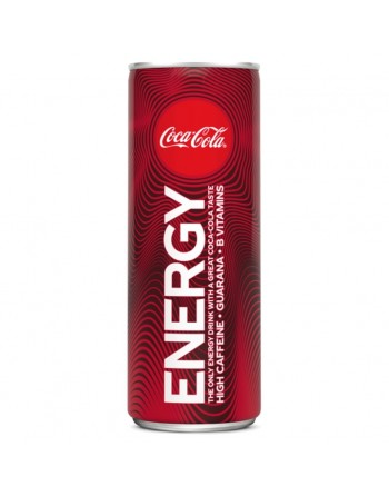 Coca Cola Energy 25CL