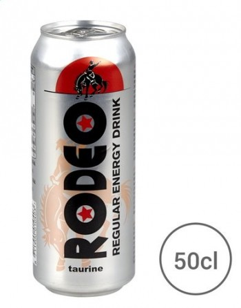 Rodeo Energy Drink 50CL