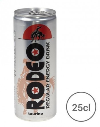 Rodeo Energy Drink 25CL