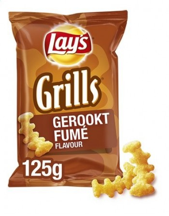 Lays Grill's Fume 125g