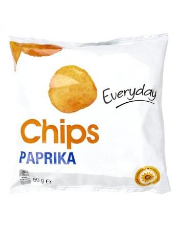 Everyday Chips Paprika 50g