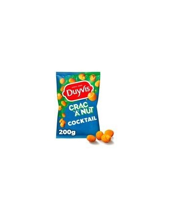 Duyvis Crac nut Cocktail 200g