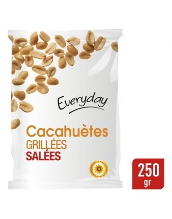 Everyday cacahuètes...
