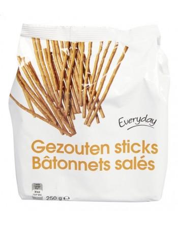 Everyday batonnets salés 250g