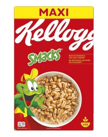 Kellogg's Smacks 600g
