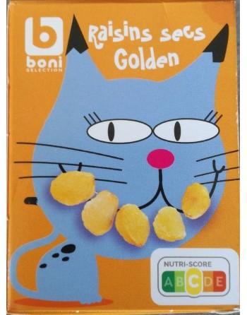 Boni Raisins secs Golden 42g