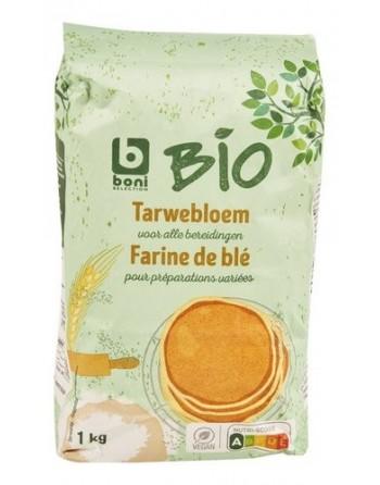 Boni Farine de Blé Bio 1KG