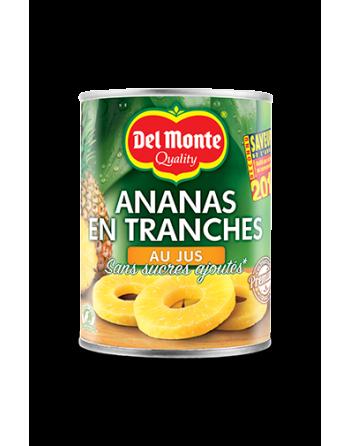 Del Monte Ananas en tranche