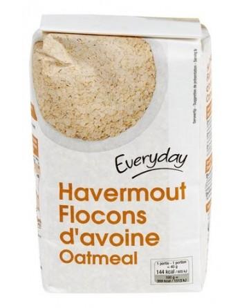 Everyday Flocons d'avoine 500g