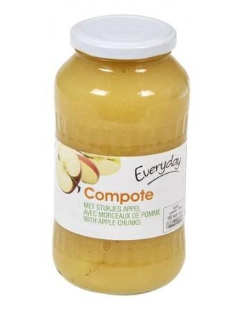 Everyday compote de pommes...
