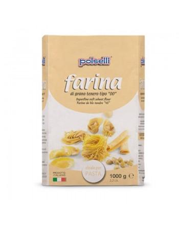 Polselli Farina, Farine de blé
