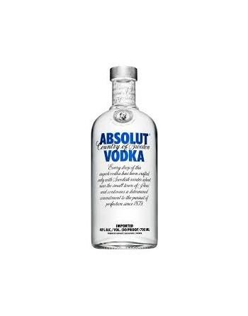 Absolut vodka 70cl 40°