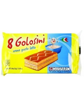 Gusparo Golosini Latte 200g