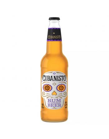 Cubanisto Bière Rhum 33CL