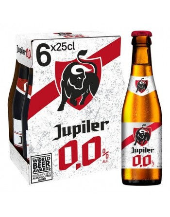Jupiler 0% (6x25CL)