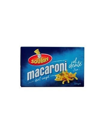 Soubry Macaroni Coupés 375g