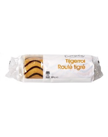 Everyday Roulé tigré 300g