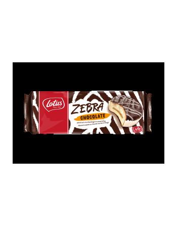 Lotus Zebra Chocolate 6X38,6g