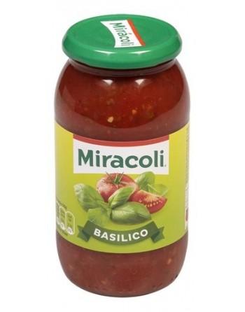 Miracoli Sauce Basilico 500g