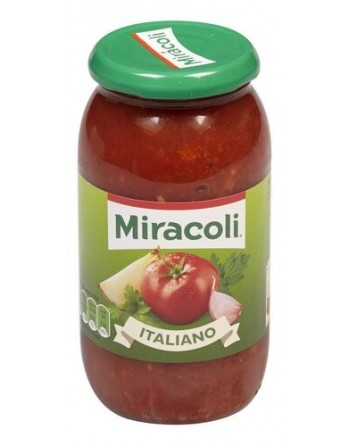 Miracoli Sauce Italiano 500g
