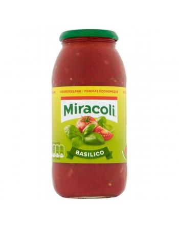 Miracoli Sauce Basilico 750g
