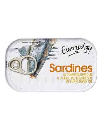 Everyday Sardines 125g