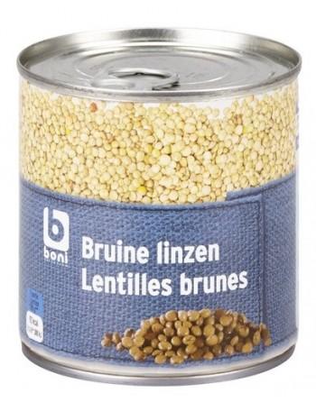 Boni Lentilles Brunes 400g