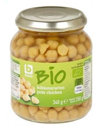 Boni Pois Chiches 340g