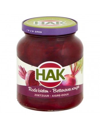 Hak Betteraves Rouges 355g