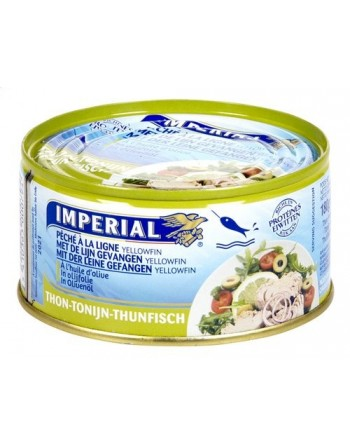 Imperial Thon Huile Olive 180g