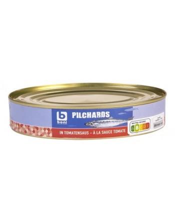 Boni Pilchards Sauce...