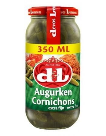 D&L Cornichons Extra Fins 365G