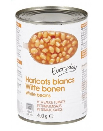 Everyday Haricots Blancs...
