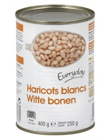 Everyday Haricots Blancs 400G