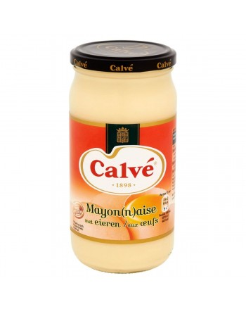 Calvé Mayonnaise Oeufs 500ML