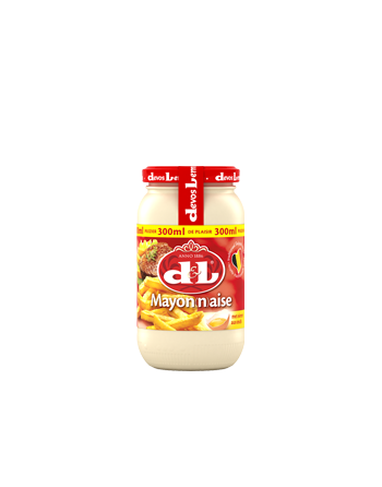 D&L Mayonnaise aux Oeufs 550ML