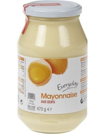Everyday Mayonnaise Oeufs...
