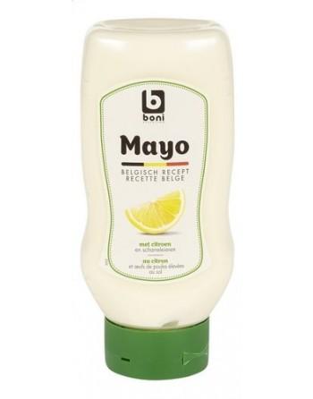 Boni Mayonnaise Citron 460G