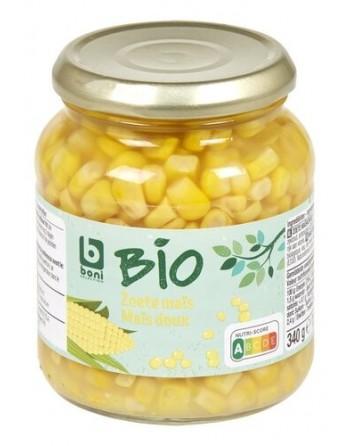 Boni Maïs doux Bio 340G